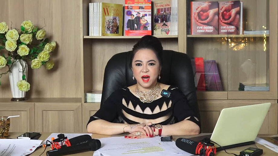 Bà Nguyễn Phương Hằng và phương pháp