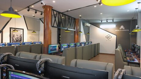 Apollo Gaming Center - Bến đỗ mới cho game thủ quận Tân Phú