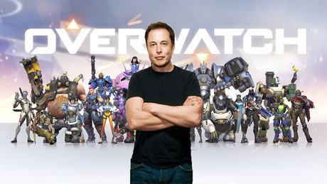 Tỉ phú Elon Musk chia sẻ ông cực kì thích chơi game