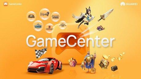 Huawei lần đầu có trung tâm Game Center